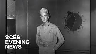 How George H.W. Bush survived being shot down during World War II
