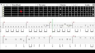 Paradigm Box - VA Bass TAB thumbnail