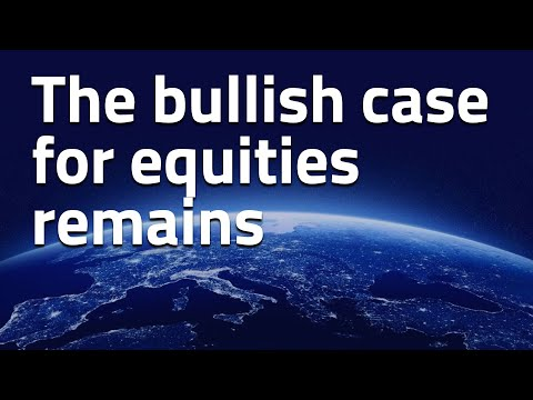 What changes the goldilocks backdrop for global equities?