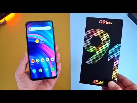 BLU G91 Pro Smartphone Review - Powerful Yet Affordable