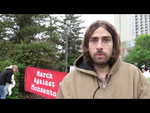 March Against Monsanto 2016 - Edmonton, Alberta, Canada