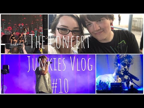 The Concert Junkies Vlog #10 - Opening Night Charlie Puth: Voicenotes Tour