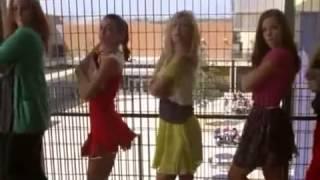 GLEE   Full Performance of Womanizer