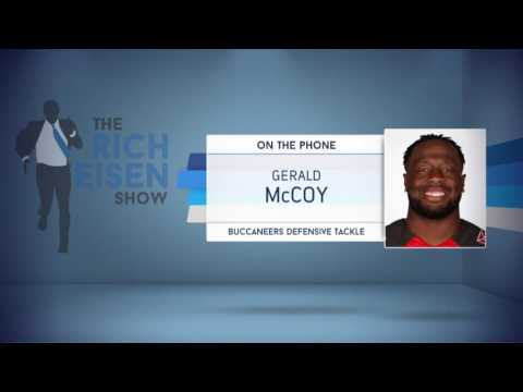Tampa Bay Buccaneers DE Gerald McCoy on Playing The Cowboys & Stopping Dak-Zeke Duo - 12/15/16
