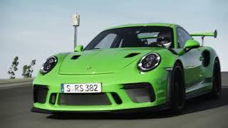 Porsche 911 GT3 RS  Features thumbnail