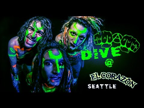 What A Funk?! - Dive live @ El Corazon, Seattle