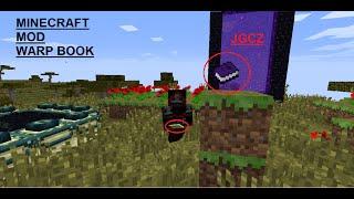 Minecraft ( JGCZ ) Mod Super Libro ( Warp Book ) 1.7.2
