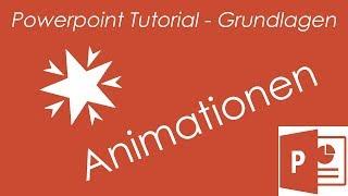 Tutorial - Powerpoint 2016 - Animationen einfügen/kombinieren - Grundlagen
