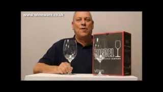Riedel Vinum Bordeaux Wine Glass Video - 6416/0 | Wineware