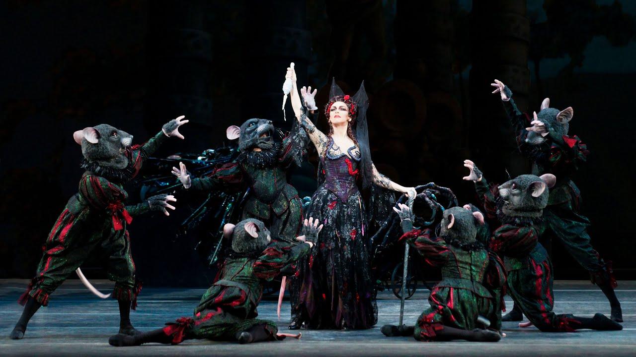Download The Sleeping Beauty – Prologue: Carabosse curses Aurora (Kristen McNally; The Royal Ballet)