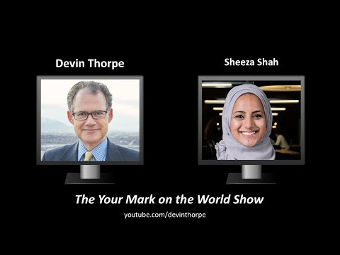 Her Islamic Faith Inspires Her To Help Others Via Crowdfunding - Sheeza Shah, UpEffect
