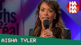 Aisha Tyler - The Difference Between Being 25 & 30