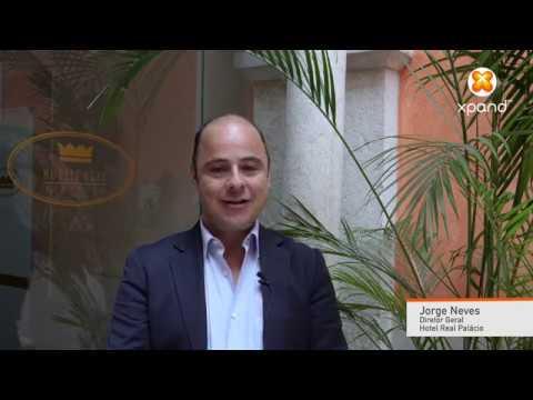 Testemunho Jorge Neves - Diretor Real Palácio & Real Parque