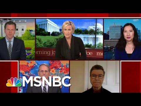 Trump Puts U.S. In Worst Disaster In Modern History, Says Professor | Morning Joe | MSNBC