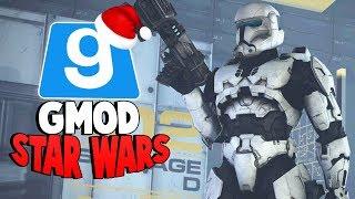 Gmod Star Wars RP - THE NEW REPUBLIC