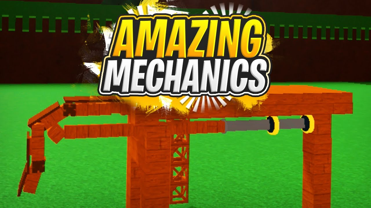 2 AMAZING Mechanics!!! (NO Scale Tool!) - Build a Boat For Treasure