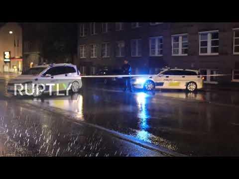 Denmark: Explosion hits near police station in Copenhagen – reports