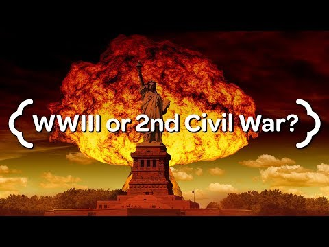 World War III Or 2nd American Civil War: Which Is More Likely?