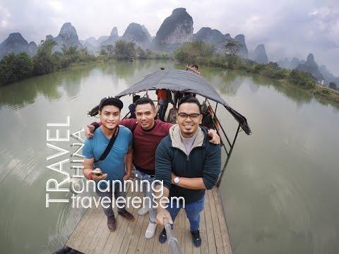 TRAVELERENSEM  Nanning China