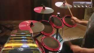 Inside The Fire - Disturbed - Rock Band Pro Drums 99%