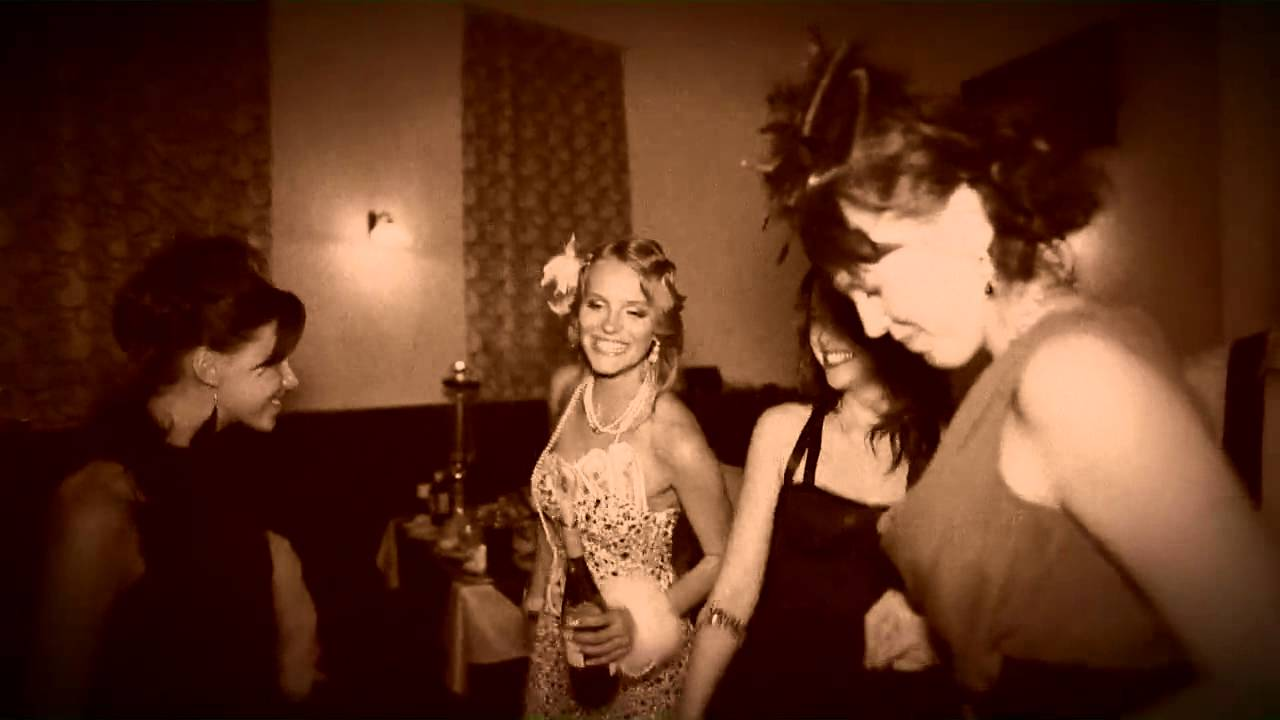 вечеринка в стиле 30 годов: