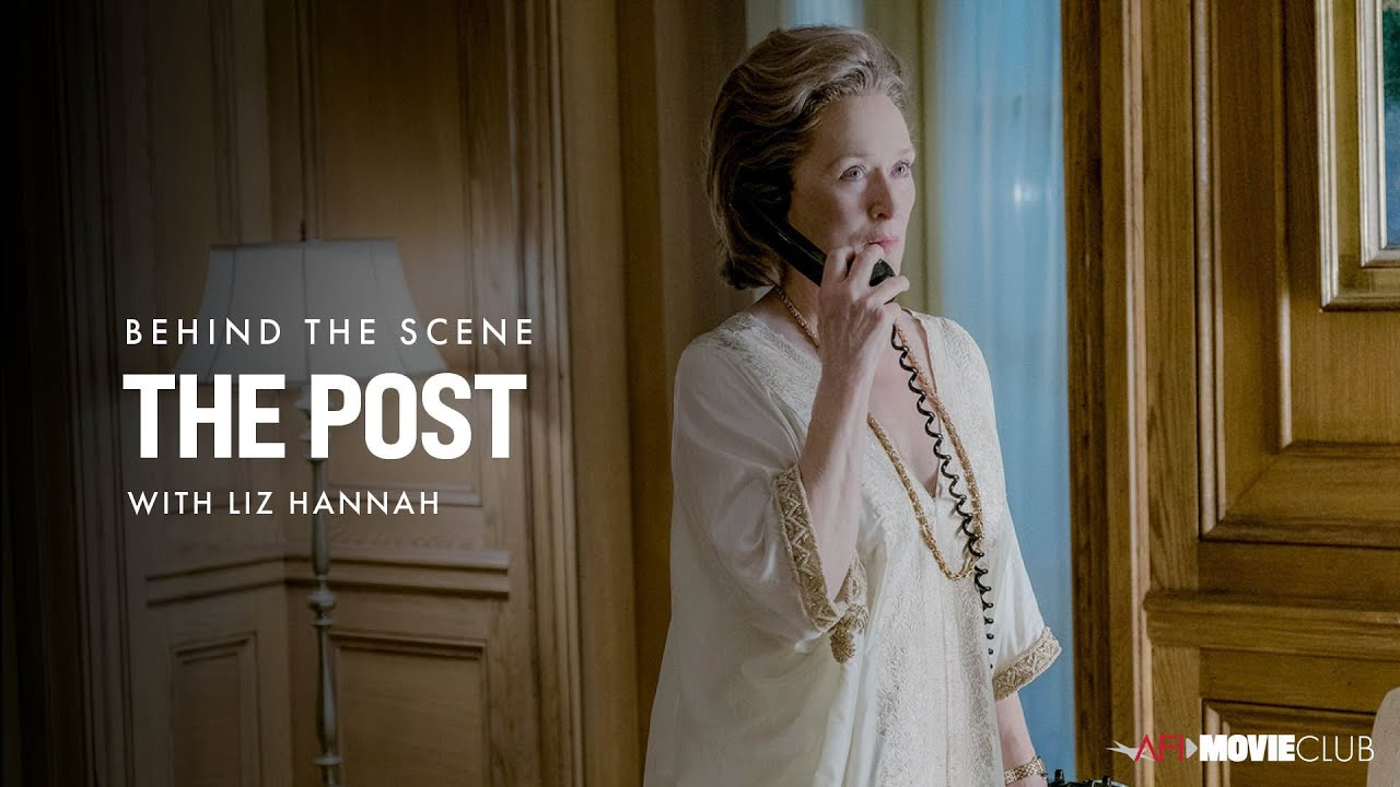 The Post Co-writer Liz Hannah Talks About A Key Scene In The Film