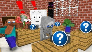 MONSTER SCHOOL : FAIL UNBOXING EVER! - MINECRAFT ANIMATIONS