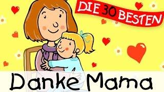 Danke Mama (Muttertagslied) - Kinderlieder zum Mitsingen || Kinderlieder
