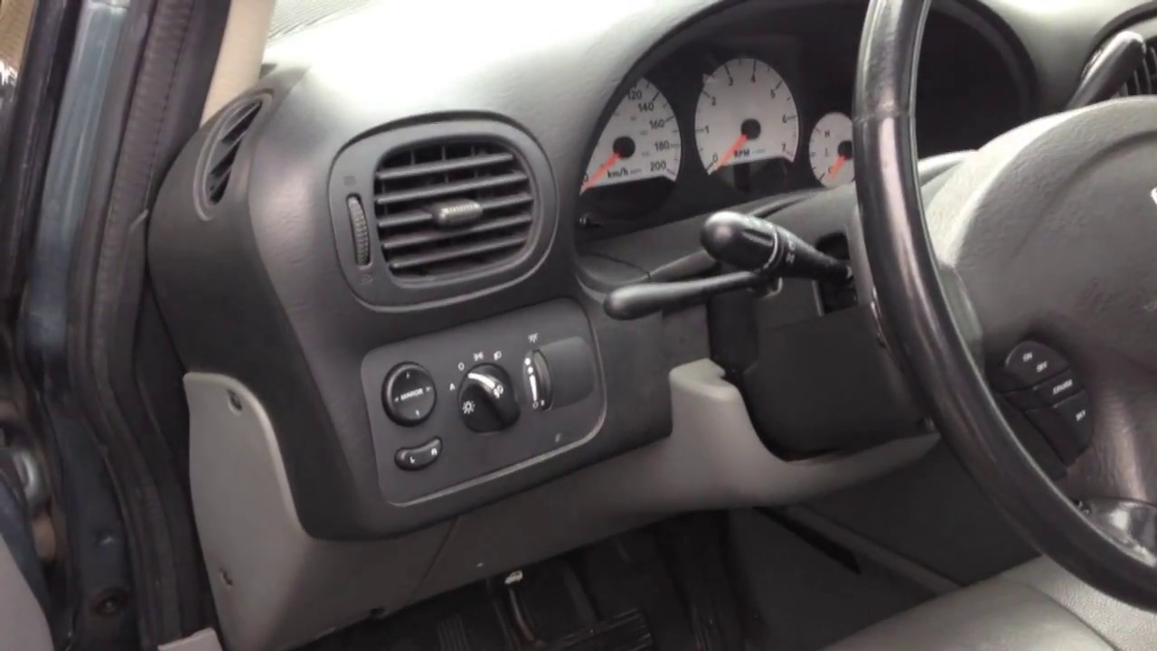 Fixing Power Door Lock Not Working For 2005 Grand Caravan and Town Country  - YouTubeYouTube