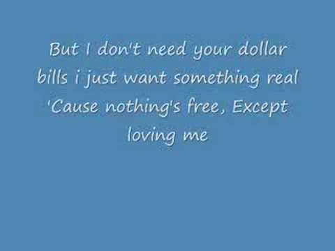 If You Can Afford Me Song/Lyrics