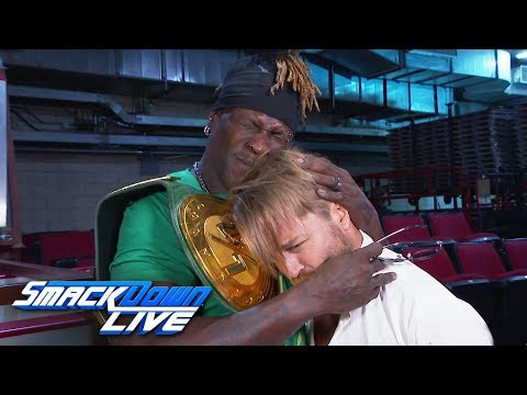Drake Maverick bares his soul to R-Truth: SmackDown LIVE, June 25, 2019