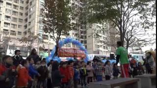 台南市維多利亞人文藝術幼兒園103(上)農民之家慶過年(小班)