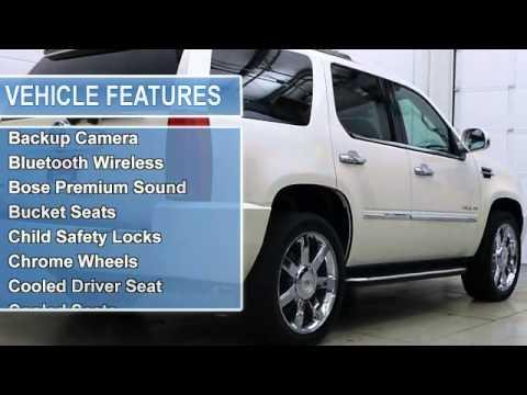2010 Cadillac Escalade   Airport Chevrolet Buick GMC Cadillac   Medford, OR  97504