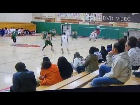 Alan Lloyd Jr Jr year at Ygnacio Valley High School
