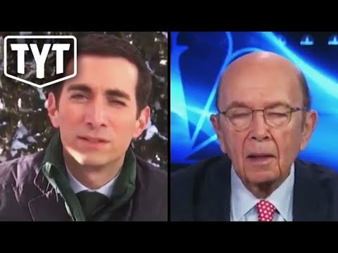 Commerce Secretary Gives Moronic Advice To Furloughed Workers