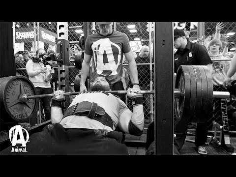 Download The Lift: BJ Whitehead, The Cage 2016