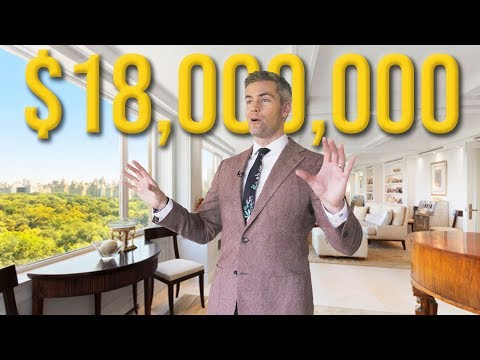This Is What $18,000,000 Gets You In New York City | Ryan Se