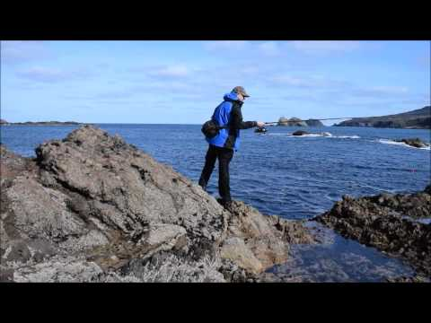 Fishing - Malin Head Inishowen 2 April 2017 v1