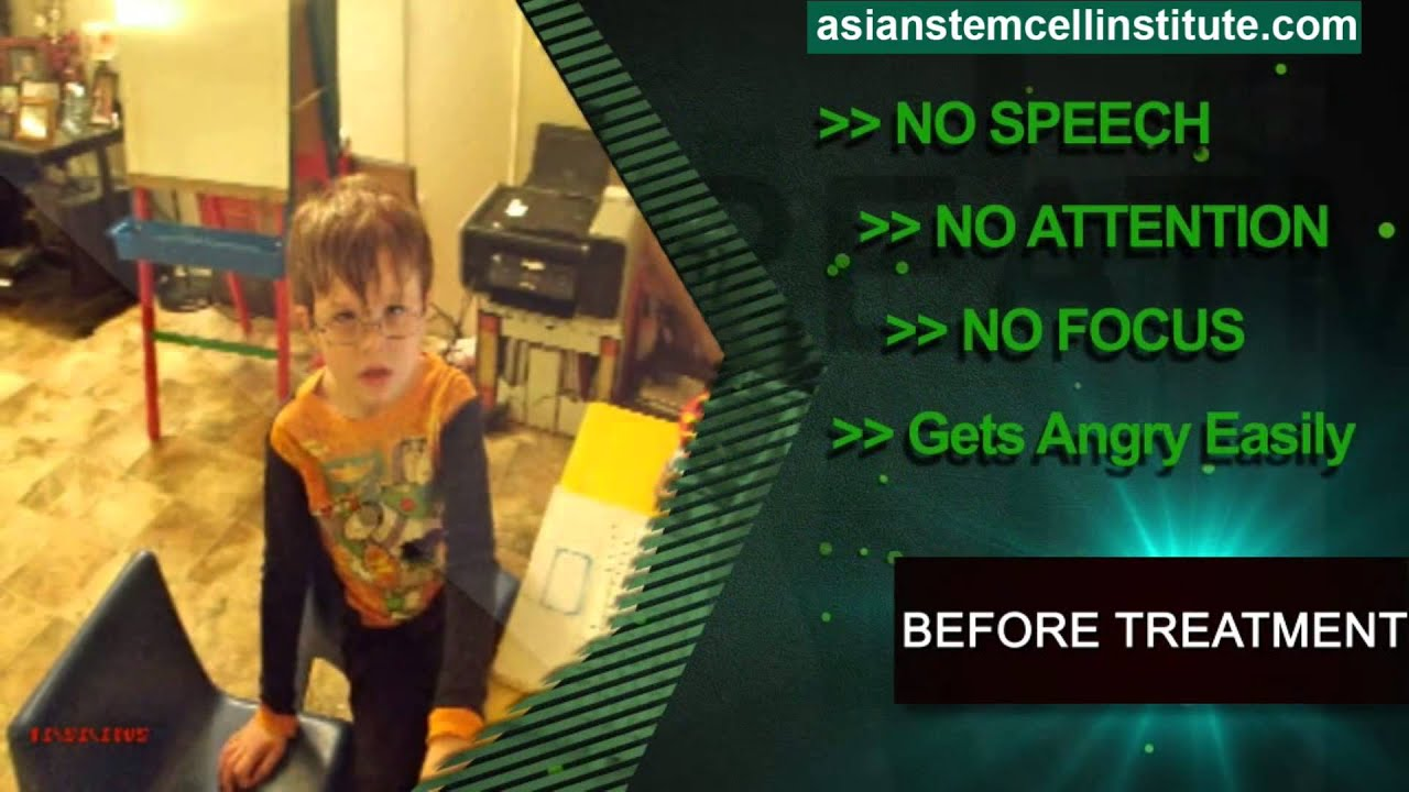 Stem Cell Treatment for Autism Asian Stem Cell Institute was the