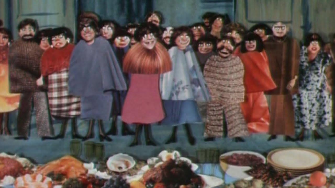 Banquete, animação de Zofia Oraczewska