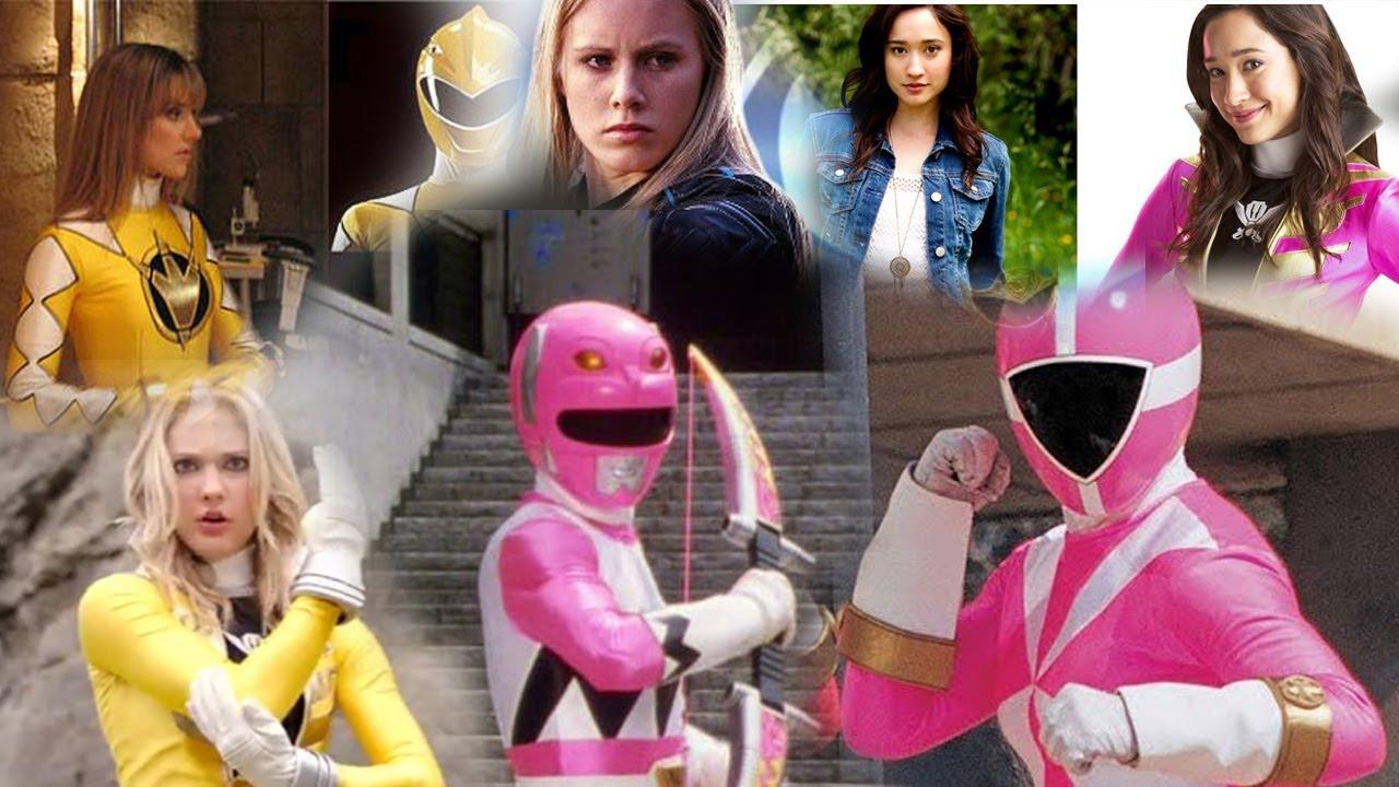 Download Most Beautiful Power Rangers   Power Rangers tercantik