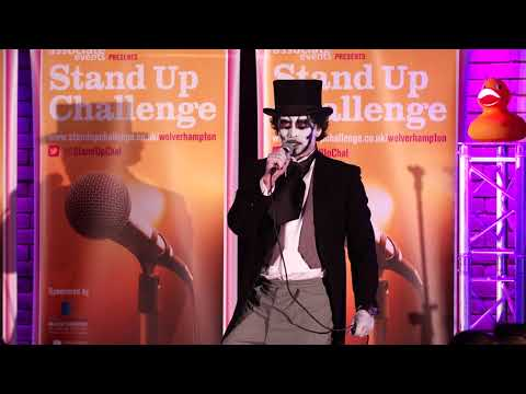Andy Cox | Stand Up Challenge - Wolverhampton