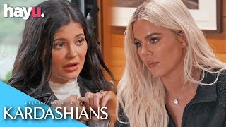 Khloé Wants To Know How Kylie Is After Losing Jordyn   Season 17   Keeping Up With The Kardashians