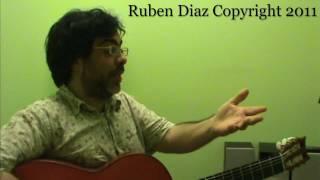 Getting Approvals for CFG studio Grants Program  / Ruben Diaz (Flamenco Guitar) CFG studio Malaga