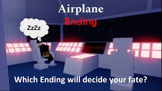 ROBLOX Airplane | Ending