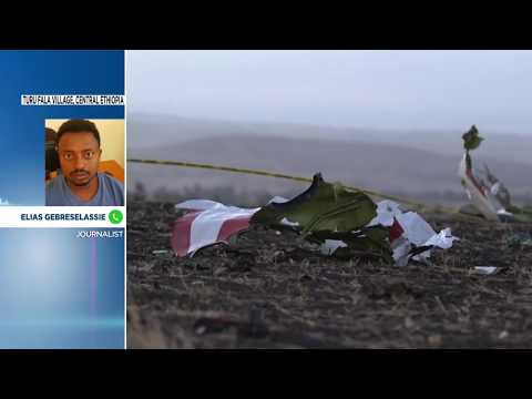 Black box flight recorders from crashed Ethiopian Airlines plane found | EuronewsNow