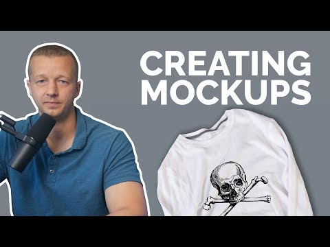Creating Adobe Photoshop Templates for Mockups (Full Process!)