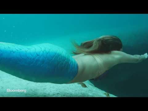How A Mermaid Makes Money