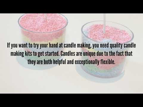 candle making kits - Top 3 Tips for Starting Your Own Candle Making Endeavour