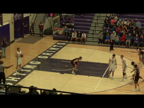 Men's Basketball vs. Montana Tech